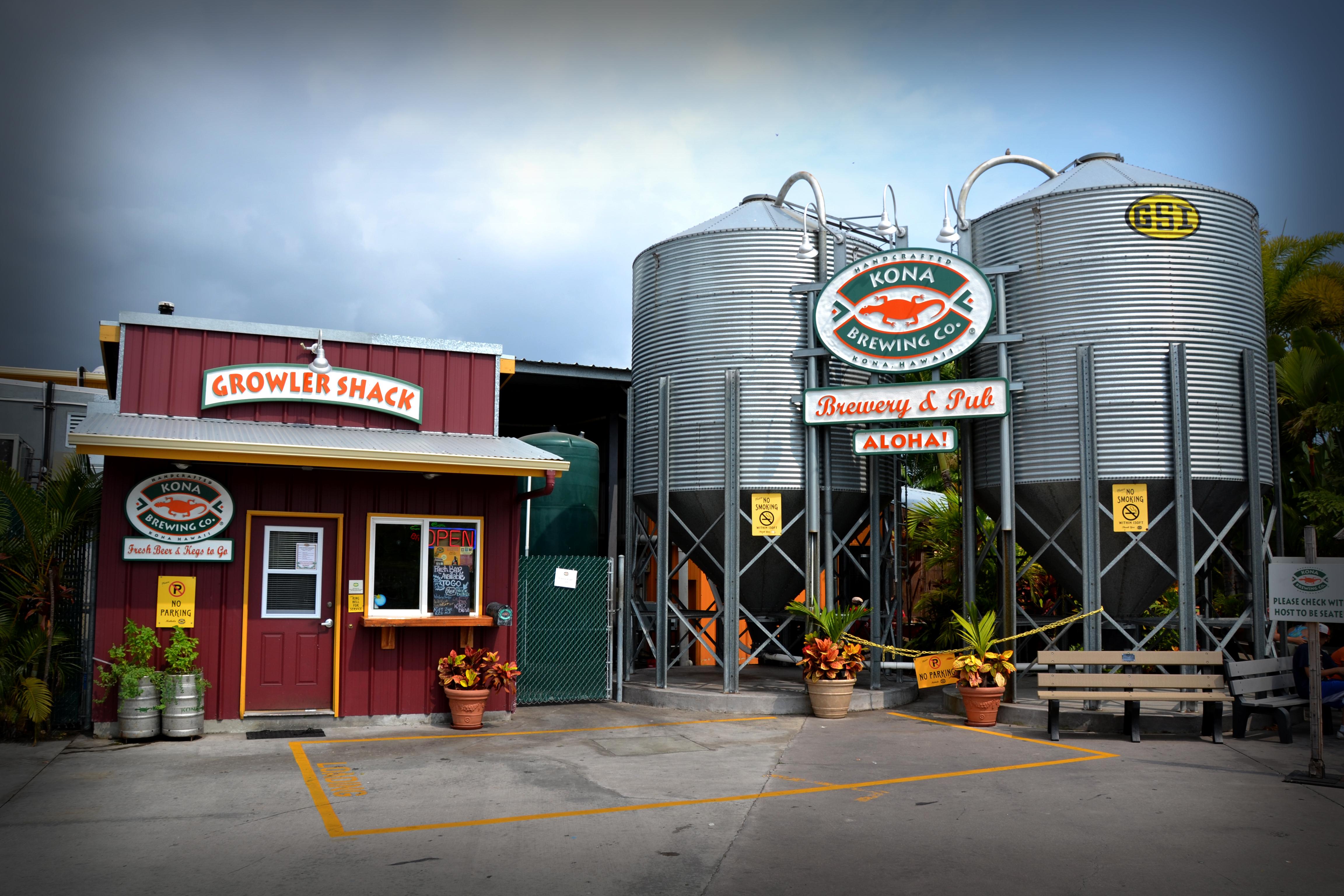 The Kona Brewing Company