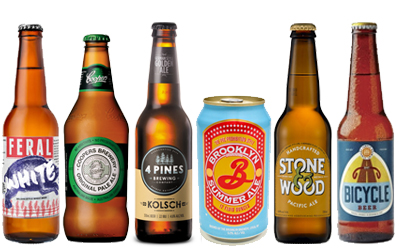 Craft beer branding the good the bad the ugly the for Best craft beer brands